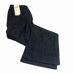Denim - TALBOT'S Signature Dark Wash Boot Leg Jeans